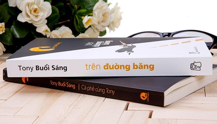 Bộ hai cuốn sách nổi tiếng của tác giả Tony buổi sáng