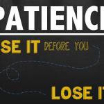 16 dấu hiệu của những người thiếu tính kiên trì