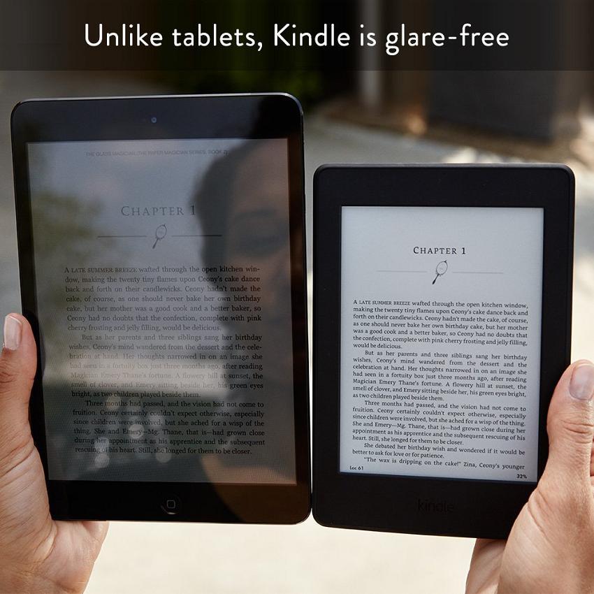 Kindle PaperWhite Phiên bản Mâng 32gb